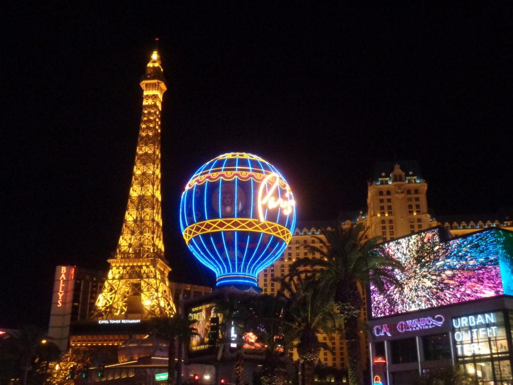 Paris Las Vegas to add new Lighting to Eiffel Tower ...