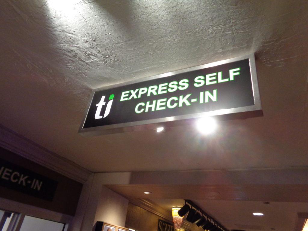 Treasure Island Adds Express Self Check In Vegaschanges